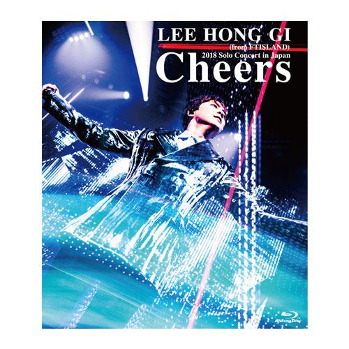 """イ・ホンギ(from FTISLAND)2018 Solo Concert in Japan """"Cheers""""【Primadonna盤Blu-ray】"""