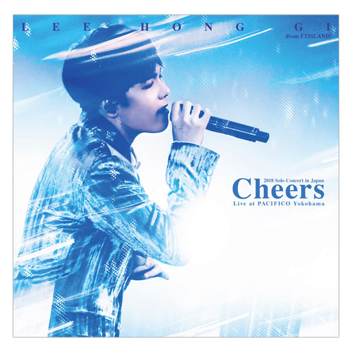 "イ・ホンギ(from FTISLAND)2018 Solo Concert in Japan ""Cheers"" Live at PACIFICO Yokohama"