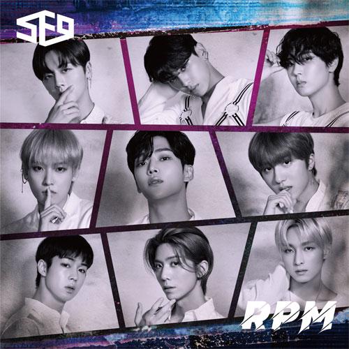 SF9 JAPAN 5th Single「RPM」【通常盤】