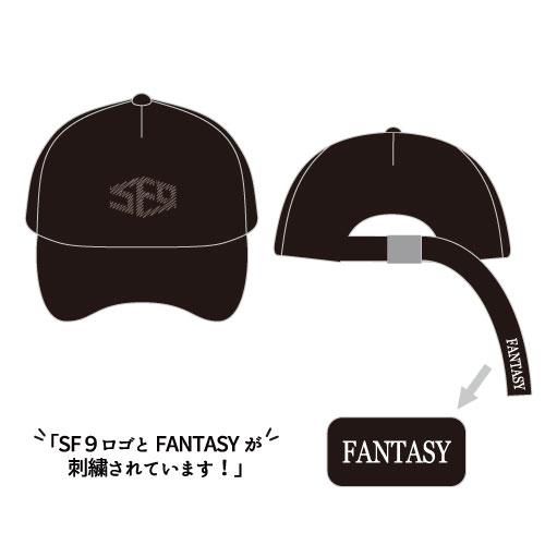 キャップ【SF9 Japan 1st Fanmeeting】