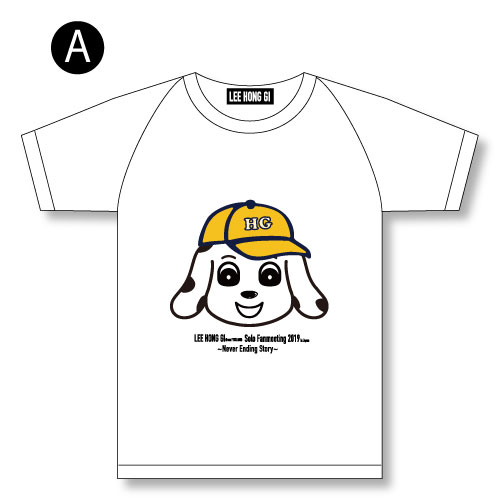 Tシャツ【イ・ホンギ Solo Fanmeeting 2019】