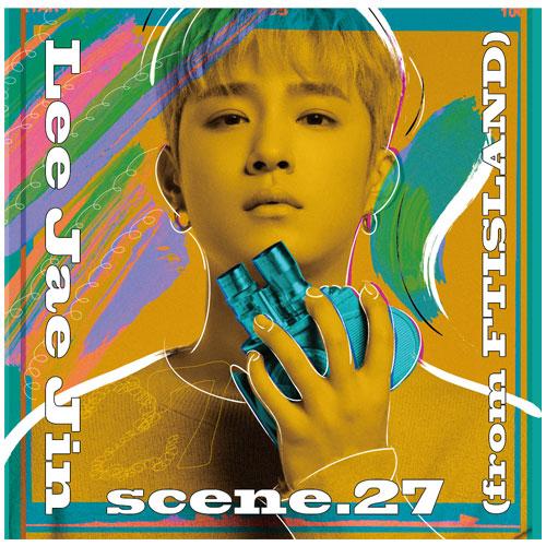 LEE JAE JIN (from FTISLAND)1st MINI ALBUM 『scene.27』【通常盤】