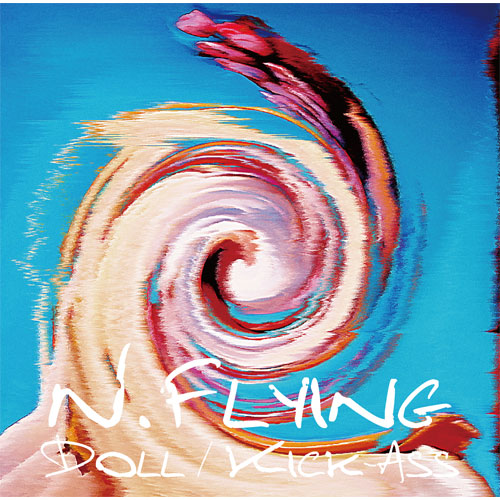 N.Flying New Single 「Doll/Kick-Ass」【初回限定盤A】