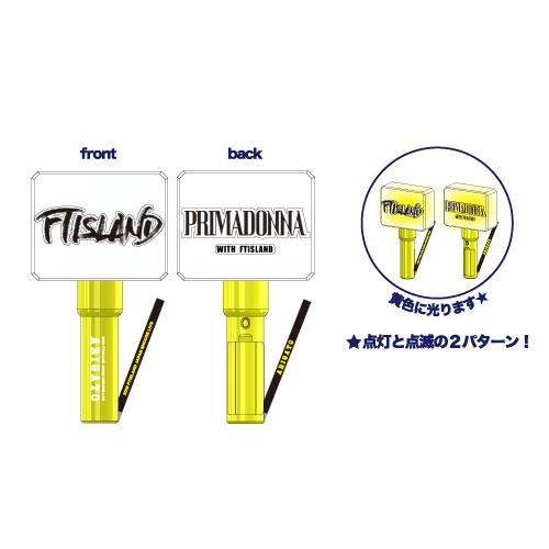 FTISLAND×PRIMADONNA立体型ペンライト【2019 FTISLAND JAPAN ENCORE LIVE】