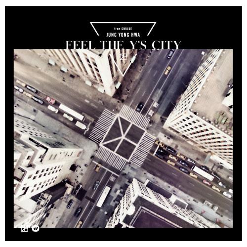 ジョン・ヨンファ(from CNBLUE) Japan 3rd Album「FEEL THE Y'S CITY」【BOICE盤】
