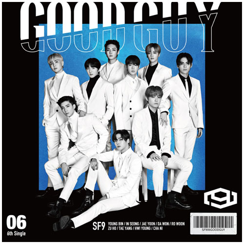 SF9 JAPAN 6th Single 「Good Guy」【初回限定盤B】