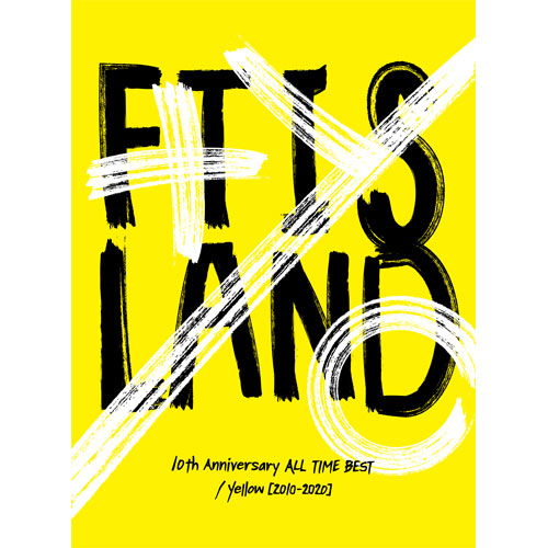 FTISLAND『10th Anniversary ALL TIME BEST/ Yellow [2010-2020] 』【初回限定盤】