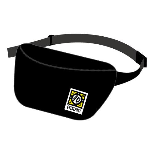 FTISLAND 10周年ロゴ入りウエストポーチ