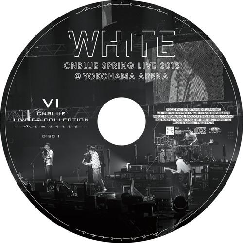 "【2CD】SPRING LIVE 2015 ""WHITE"" @YOKOHAMA ARENA"
