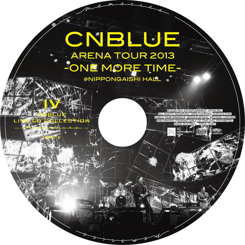 【2CD】ARENA TOUR 2013 -ONE MORE TIME- @NIPPONGAISHI HALL
