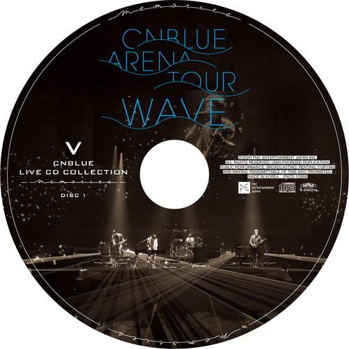 "【2CD】2014 ARENA TOUR ""WAVE"" @OSAKA-JO HALL"