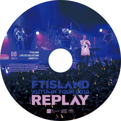 【2CD】AUTUMN TOUR 2013 ~REPLAY~ @Zepp Nagoya