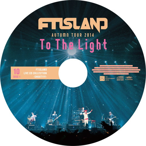 "【2CD】AUTUMN TOUR 2014 ""To The Light"" @YOKOHAMA ARENA"