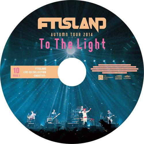"""【2CD】AUTUMN TOUR 2014 """"To The Light"""" @YOKOHAMA ARENA"""