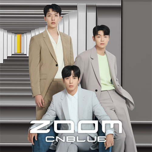 CNBLUE 12th Single「ZOOM」【初回限定盤A】