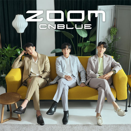 CNBLUE 12th Single「ZOOM」【BOICE盤】