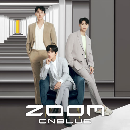 CNBLUE 12th Single「ZOOM」【初回限定盤B】