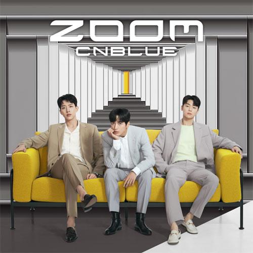CNBLUE 12th Single「ZOOM」【通常盤】