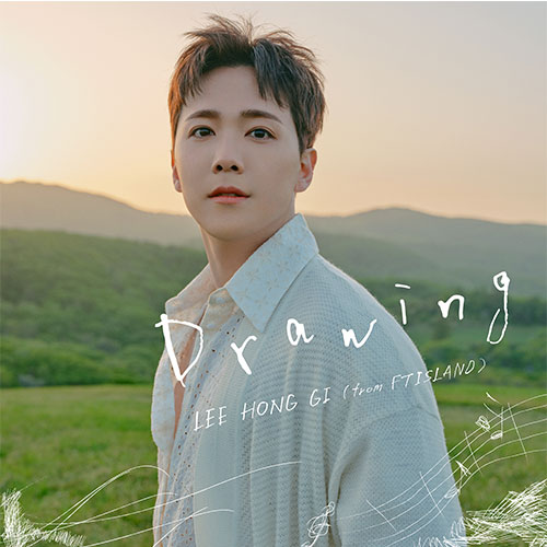 LEE HONG GI (from FTISLAND)3rd Solo Album「Drawing」【Primadonna盤】
