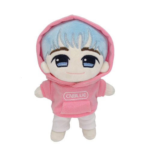 CNBLUE JAPAN 10 th anniversary doll 【ミンヒョク】