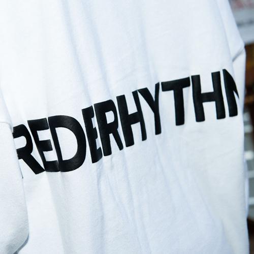 FREDERHYTHM ロングスリーブ Tシャツ/ホワイト