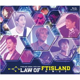 Arena Tour 2016 -Law of FTISLAND:N.W.U-【Primadonna盤Blu-ray】
