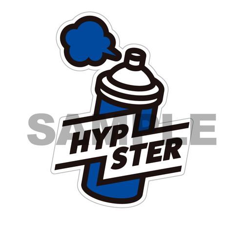 HYPSTERステッカー ヨコハマ・ディビジョン/MAD TRIGGER CREW