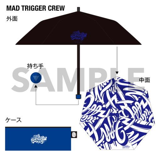 晴雨兼用折りたたみ傘 ヨコハマ・ディビジョン/MAD TRIGGER CREW