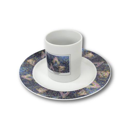 "Art Mug cup ""AorB"""
