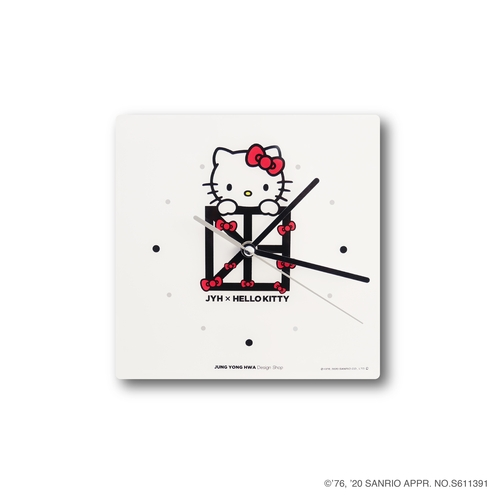 JYH×HELLO KITTY Clock