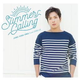 ジョン・ヨンファ(from CNBLUE)JAPAN 2nd SOLO ALBUM「Summer Calling」【BOICE盤】