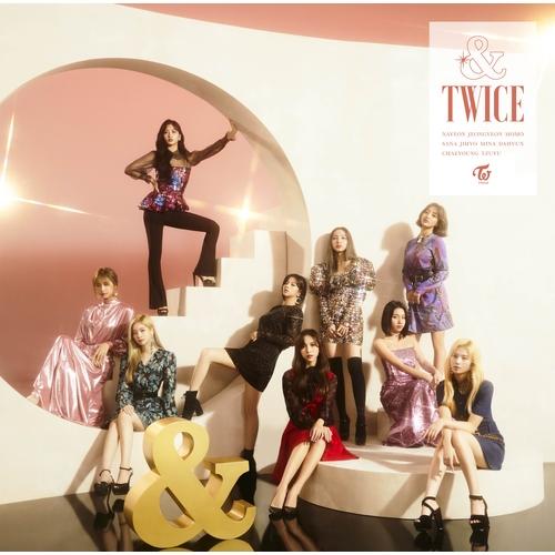 『&TWICE』(初回限定盤A+ONCE JAPAN限定盤)