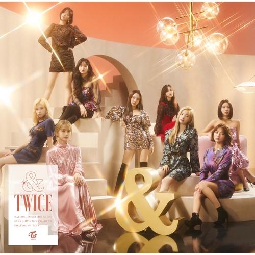 『&TWICE』(初回限定盤B+通常盤+ONCE JAPAN限定盤)