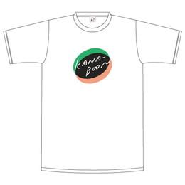 KANA-BOONのスポットライトTシャツ/ホワイト