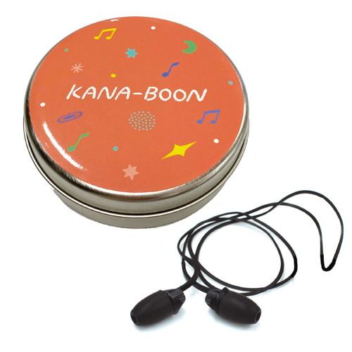 KANA-BOONのMUSICイヤープラグ/オレンジ