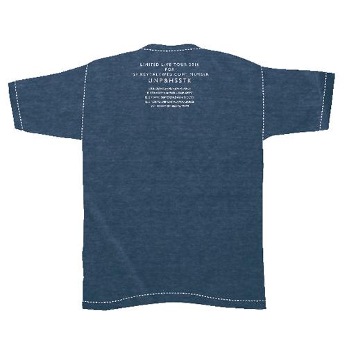 NO.7 Tシャツ/ネイビー