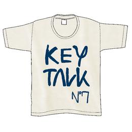 NO.7 Tシャツ/ホワイト