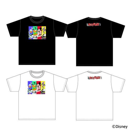 KEYTALK 2020【DISNEY】 Tシャツ<縦割り>