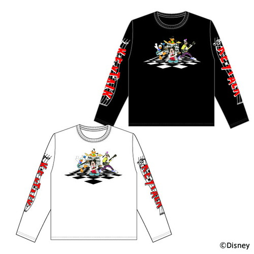 KEYTALK 2020【DISNEY】 長袖Tシャツ<ステージ>