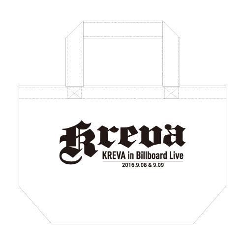ミニトートバッグ(KREVA in Billboard Live限定販売)
