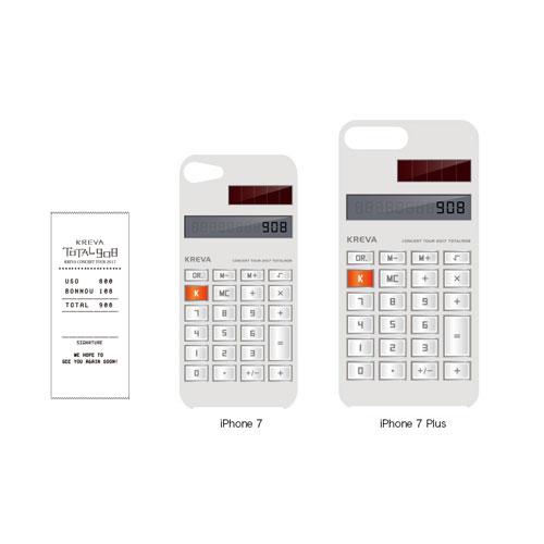 TOAL 908 iPhone 7ケース(レシートシール付)