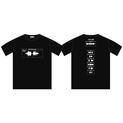 完全1人ツアー Tシャツ/ブラック