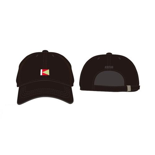 NO ENEMY CAP/ブラック