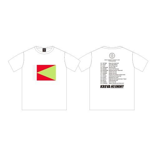 NO ENEMY Tシャツ/ホワイト