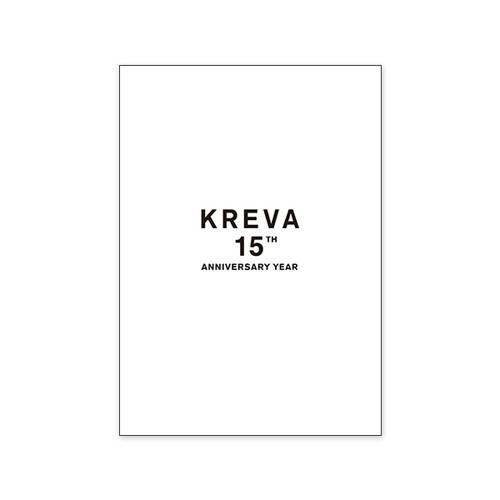 15TH「成長の記録」パンフレット
