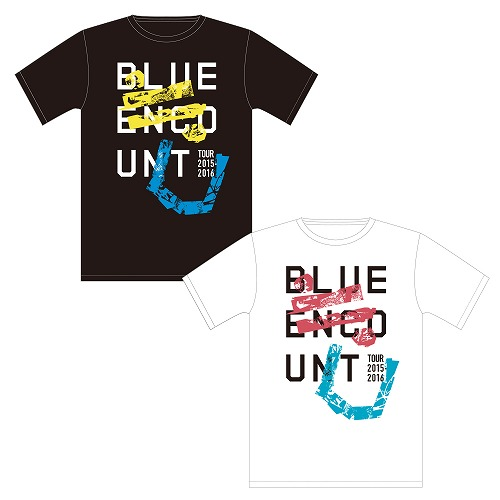 TOUR 2015-2016 「≒U」 TOUR Tシャツ