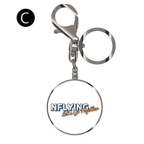 [N.Flying]バッグチャーム