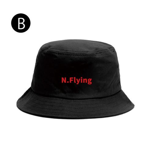 [N.Flying]バケットハット