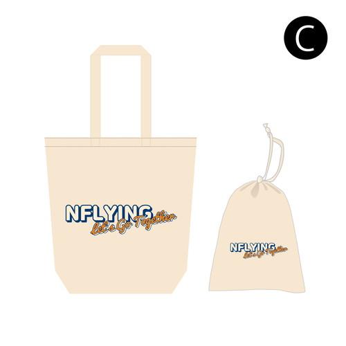 [N.Flying]バッグ&巾着セット