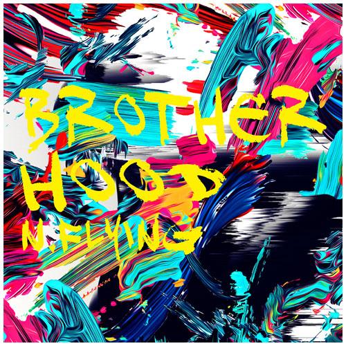 N.Flying JAPAN 1st album『BROTHERHOOD』【通常盤】